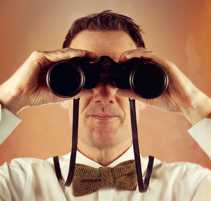 hr binoculer